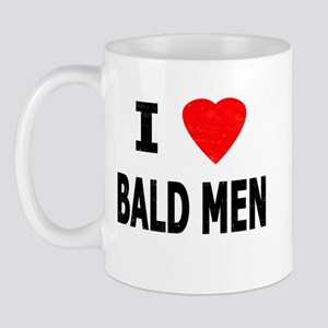 I Love Bald Men Mug