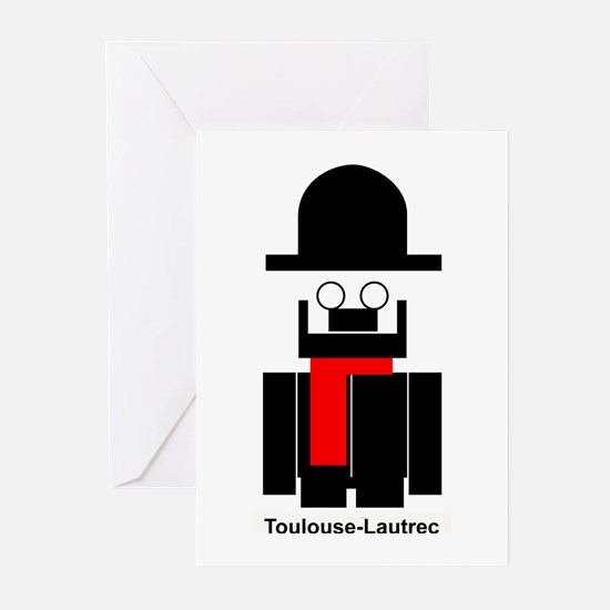 Cool Toulouse Greeting Cards (Pk of 20)