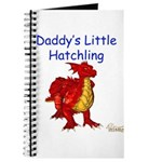 Daddy's Little Hatchling Journal