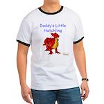 Daddy's Little Hatchling Ringer T