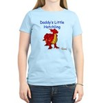 Daddy's Little Hatchling Women's Light T-Shirt
