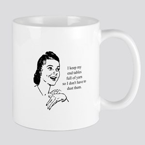 Yarn - Don't Have to Dust Mug