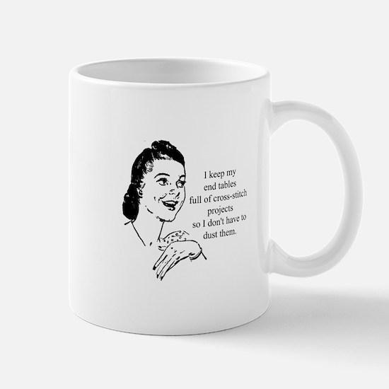 Cross-Stitch - Don't have to Mug