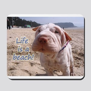 Life Beach Mousepad