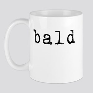 Bald (old typewriter) Mug