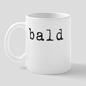 Bald (old typewriter) Mug