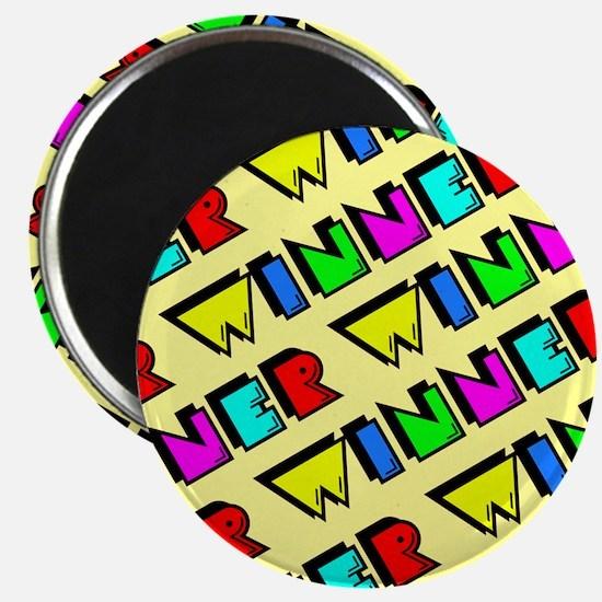 Winner 2 (Arcade) Magnet