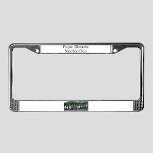 Pogue Mahone SC License Plate Frame