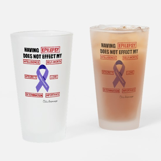 DOES NOT EFFECT Drinking Glass