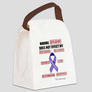 DOES NOT EFFECT Canvas Lunch Bag