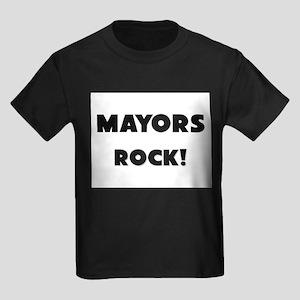 Mayors ROCK Kids Dark T-Shirt