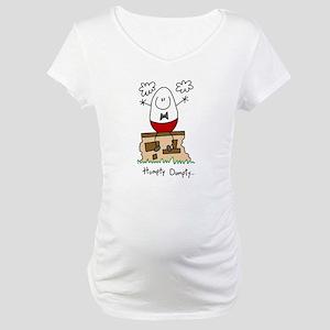 Humpty Dumpty Maternity T-Shirt