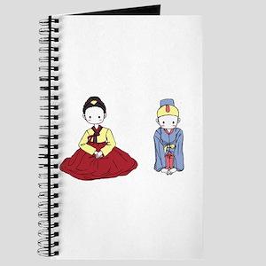 Hanbok Lovers Journal