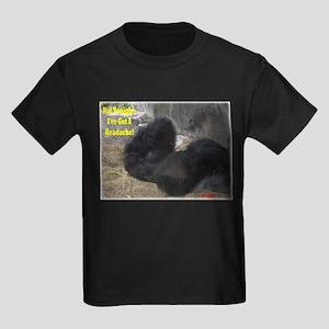 I'VE GOT A HEADACHE Kids Dark T-Shirt