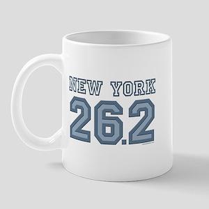 New York 26.2 Marathoner Mug
