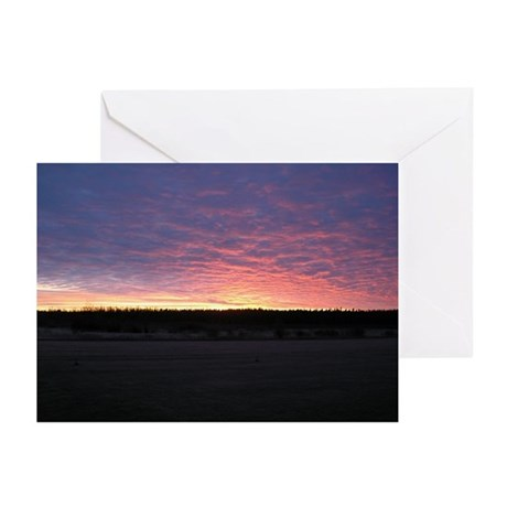 Sunrise 0139 Greeting Cards (Pk of 10)