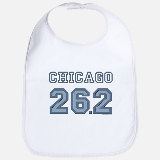 Chicago 26.2 Marathoner Bib