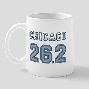 Chicago 26.2 Marathoner Mug