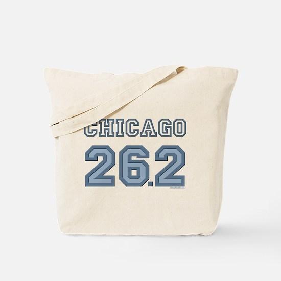 Chicago 26.2 Marathoner Tote Bag