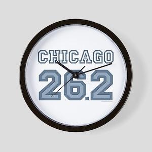 Chicago 26.2 Marathoner Wall Clock