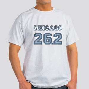 Chicago 26.2 Marathoner Light T-Shirt