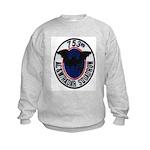 753rd AC&W RADAR SQUADRON Kids Sweatshirt