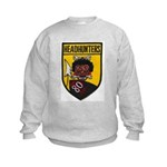 80TH TACTICAL FIGHTER SQUADRON Kids Sweatshirt