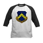 8TH TACTICAL FIGHTER WING Kids Baseball Jersey
