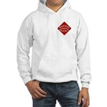 Railway Express Color Logo Hooded Sweatshirt