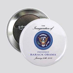 """President Obama 2.25"""" Button (10 pack)"""