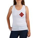 Railway Express Color Logo Women's Tank Top