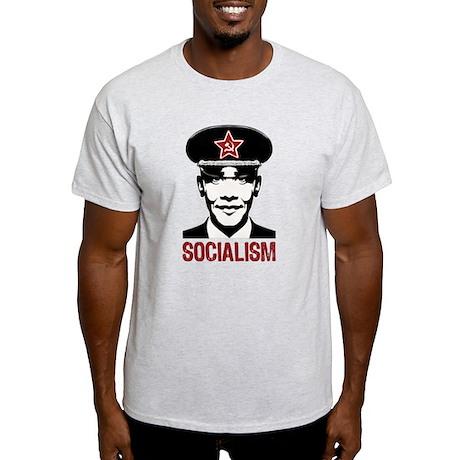 Obama Socialism Light T-Shirt