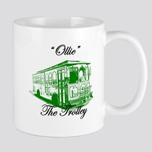 AFTM Ollie The Trolley Side G Mug
