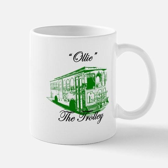 AFTM Ollie The Trolley Side G Mug