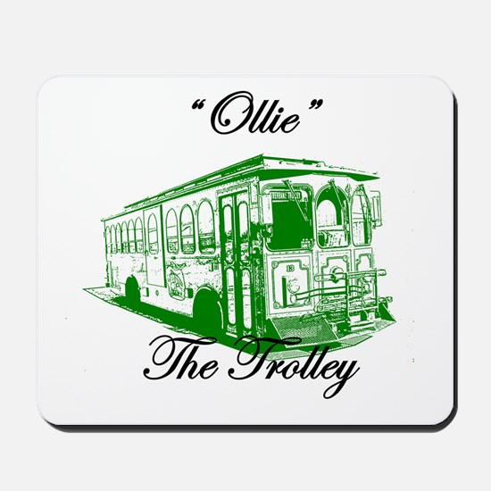 AFTM Ollie The Trolley Side G Mousepad