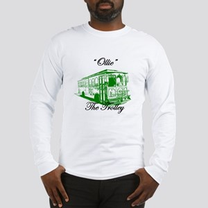 AFTM Ollie The Trolley Side G Long Sleeve T-Shirt