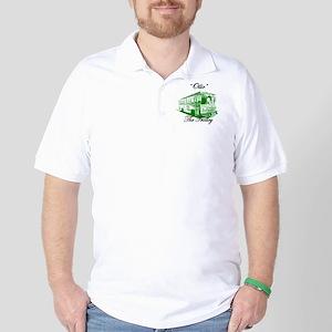 AFTM Ollie The Trolley Side G Golf Shirt
