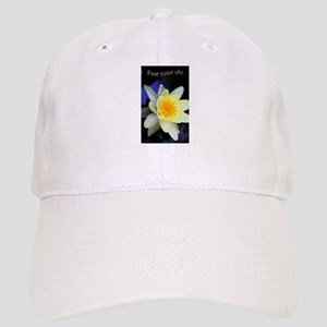 Free Your Chi Water Lily Cap