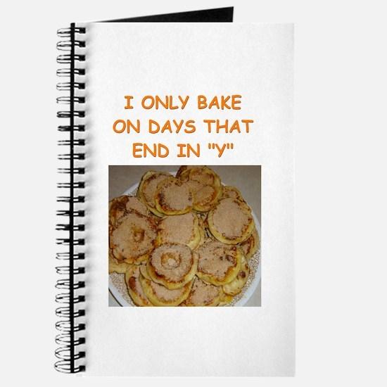 baking gifts t-shirts Journal
