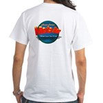 "MetaRoc""Mind Over Web"" Logo T-Shirt"