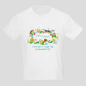 Southampton believes in Mermaids Kids Light T-Shir