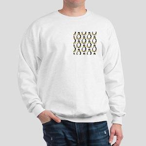 Tux Penguin Print! Sweatshirt