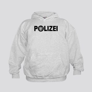 Polizei Kids Hoodie