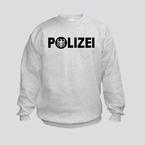 Polizei Kids Sweatshirt