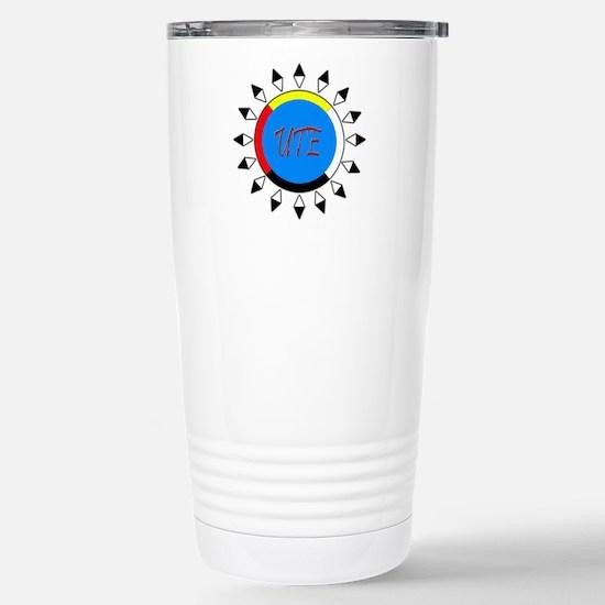 Ute Stainless Steel Travel Mug
