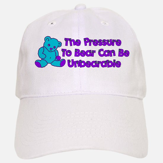 Pressure to Breed Baseball Baseball Cap