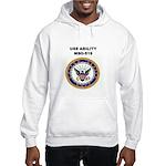 USS ABILITY Hooded Sweatshirt