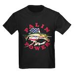 Palin Power Kids Dark T-Shirt