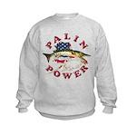 Palin Power Kids Sweatshirt