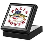 Palin Power Keepsake Box